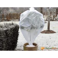 Nature Winterhoes 30 g/m² 0,64x10 m wit