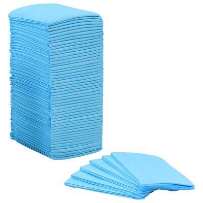 vidaXL Huisdierentrainingsdoekjes 100 st 60x45 cm nonwoven stof