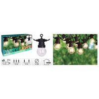 ProGarden Tuinverlichting met 20 lampen LED 24 V