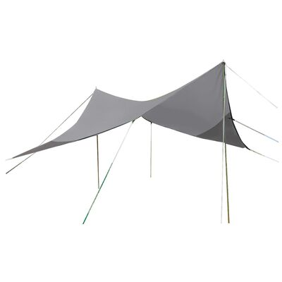 Bo-Camp Campingluifel 5x5 m grijs