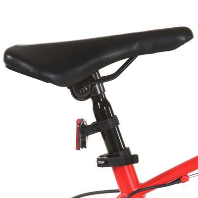 vidaXL Mountainbike 21 versnellingen 29 inch wielen 58 cm frame rood