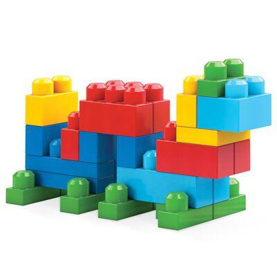 Mega Bloks First Builders grote blokkentas 60 st DCH55