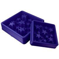 EAT SLOW LE LONGER Slowfeeder Star S blauw