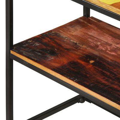 vidaXL Dressoir 150x30x75 cm massief gerecycled hout