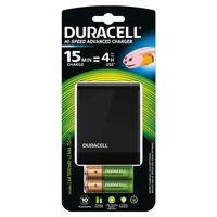 Duracell Batterij-oplader Hi-Speed 15 min CEF27