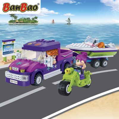 BanBao strandreis 6127