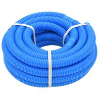 vidaXL Zwembadslang 32 mm 12,1 m blauw