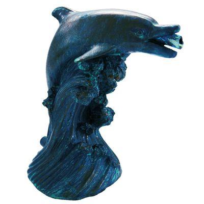 Ubbink Spuitfiguur dolfijn 18 cm 1386020