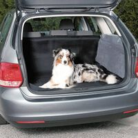 TRIXIE Kofferbakhoes voor honden 120x150 cm zwart