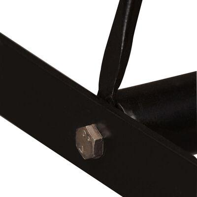 vidaXL Bartafel 150x70x107 cm massief acaciahout