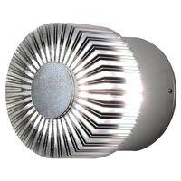 KONSTSMIDE Wandlamp Monza LED 1x3 W antraciet