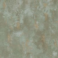 DUTCH WALLCOVERINGS Behang beton groen TP1010