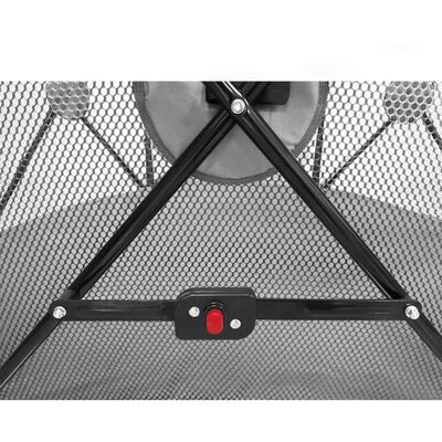 Baninni Box inklapbaar Flessi zwart BNSF004-BK