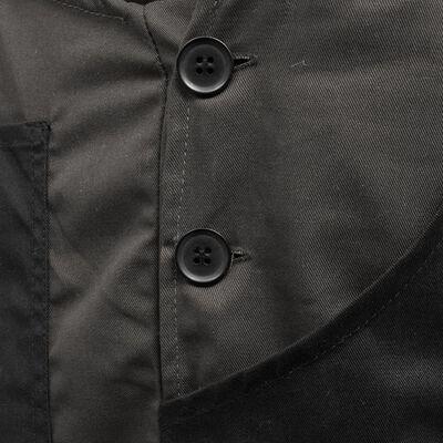 vidaXL Mannen tuinbroek maat XL grijs