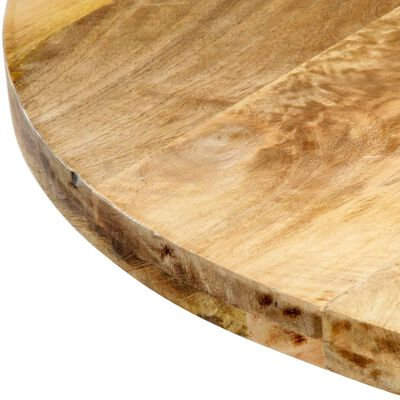 vidaXL Eettafel 120x76 cm massief mangohout