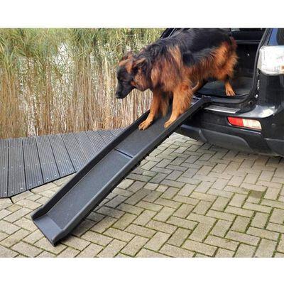 ProPlus Huisdierenhelling 90 kg 155 cm kunststof zwart