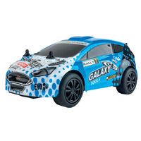 Ninco RC X Rally Galaxy Auto 1:30 Blauw/Wit