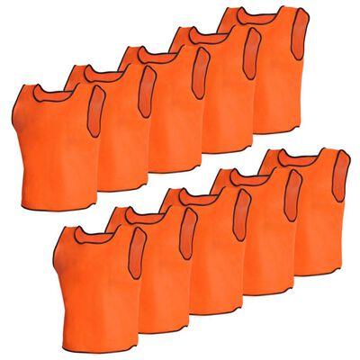 Sporthesje junior (oranje / 10 stuks)