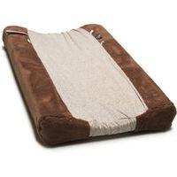 Snoozebaby Aankleedkussenhoes Happy Dressing (45 x 70cm) Bruin