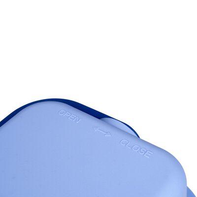 Connabride Autokoelbox Arctic blauw 12 L 6702860