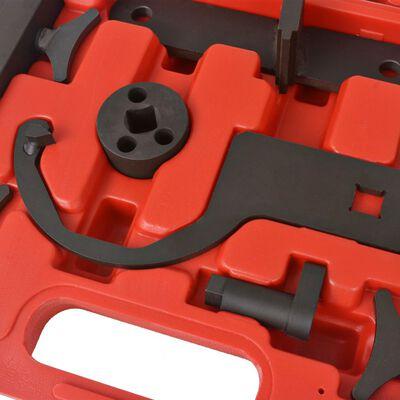 vidaXL Motor timing gereedschapsset voor Jaguar en Land Rover V8 5.0L