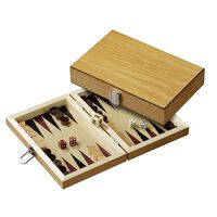 Philos backgammon Peleponnes mini 19,5x12,5cm