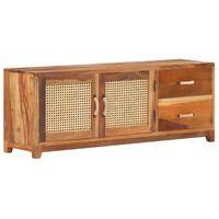 vidaXL Tv-meubel 120x30x45 cm massief gerecycled hout