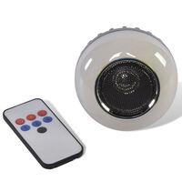 Party Fun Lights Bluetooth Speaker met Afstandsbediening