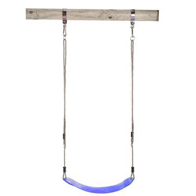 Swing King Schommelzitje Flex kunststof paars