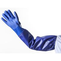 HEISSNER Vijverhandschoen L blauw