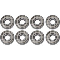 Tempish kogellagers Abec 5 zilver 8 stuks