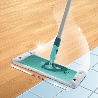Leifheit Mopdoek XL Clean Twist Micro Duo wit 52017