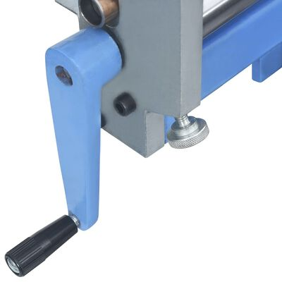 vidaXL Plaatbuigmachine handmatig 320 mm