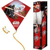 Star Wars vlieger 58,5 x 56 cm oranje