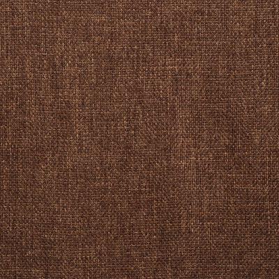 vidaXL Eetkamerstoelen 2 st stof bruin