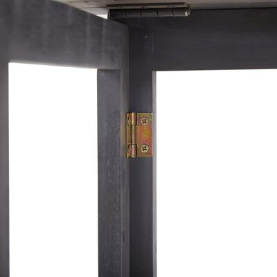 vidaXL Balkontafel inklapbaar 90x50x74 cm massief acaciahout