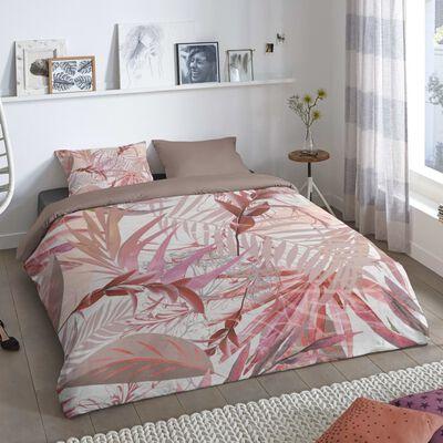 Good Morning Dekbedovertrek RAYMOND 240x200/220 cm roze