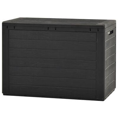 vidaXL Tuinbox 78x44x55 cm antraciet