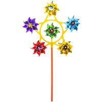 LG-Imports windmolen bloemen 51 cm