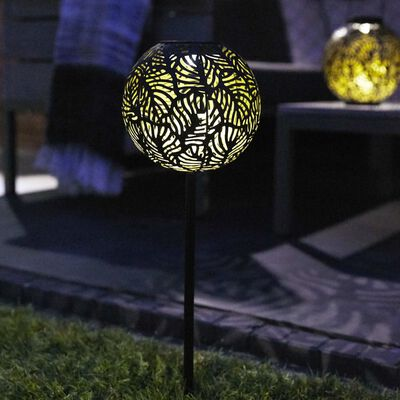 Luxform Tuinpriklamp Samba solar LED klein