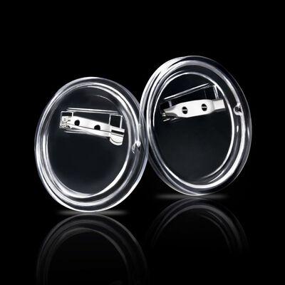 vidaXL Buttons met spelden 100 st 44 mm acryl