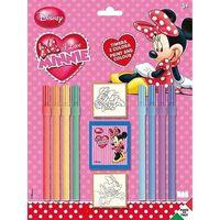 Multiprint kleurset Minnie Mouse 11-delig