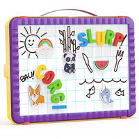Quercetti Magnetic magneetletters 2-in-1 65-delig
