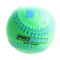 Franklin honkbal ProBrite rubber 7 cm groen per stuk