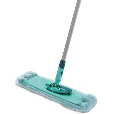 Leifheit Mopdoek M Clean Twist/Combi Static Plus blauw 55330