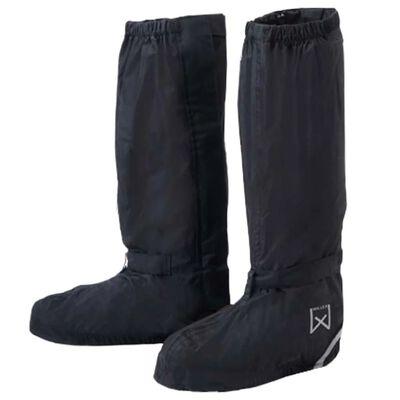 Willex Regenoverschoenen hoog 36-39 zwart 29426