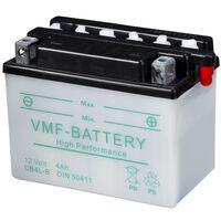 VMF Powersport accu 12 V 4 Ah CB4L-B