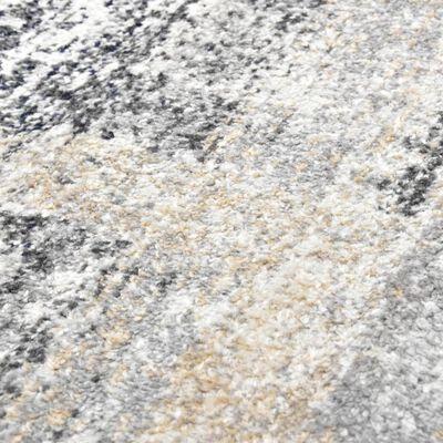 vidaXL Vloerkleed 140x200 cm PP meerkleurig