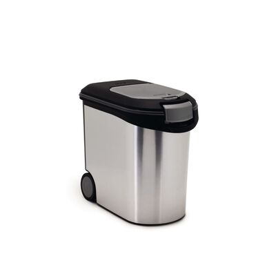 Curver voedselcontainer metallic 35ltr