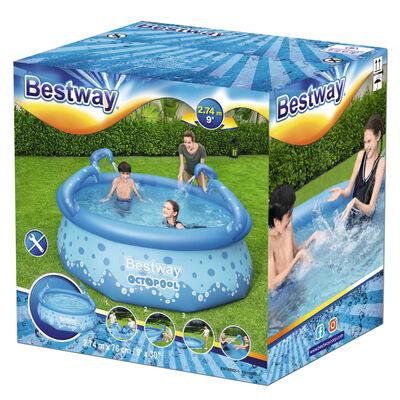 Bestway Easy Set Zwembad OctoPool 274x76 cm
